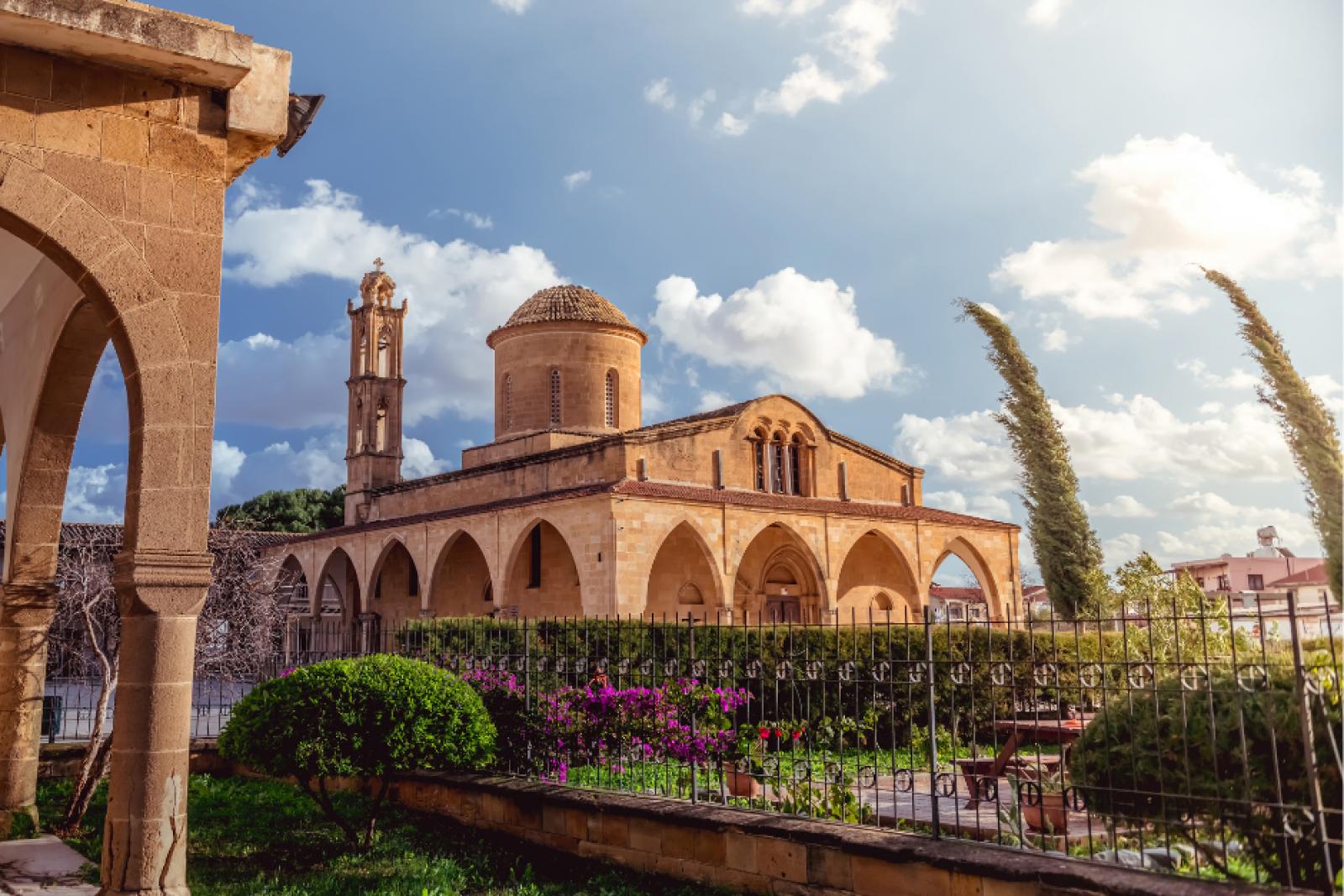 Гюзельюрт - фруктовый рай Кипра