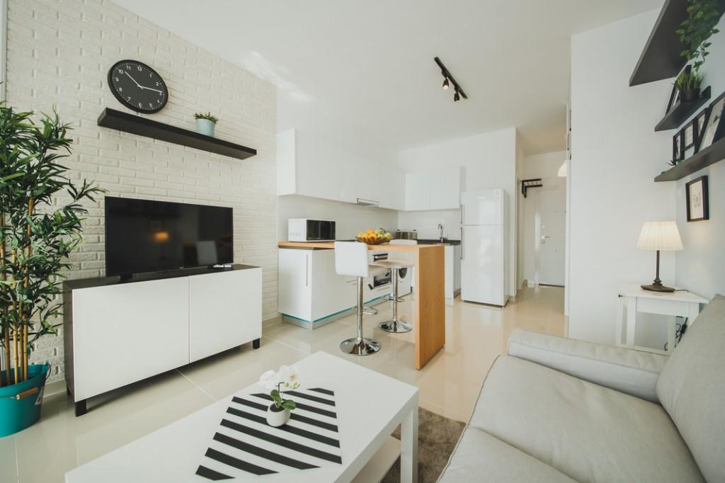 Апартаменты ID 004009 студия