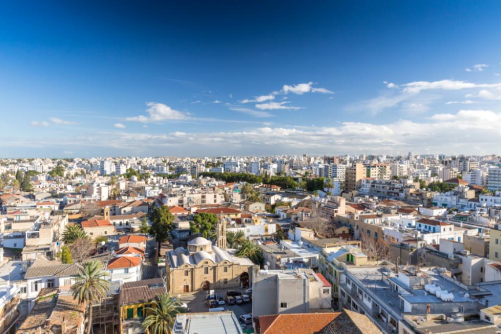 Никосия – уникальный город на Кипре