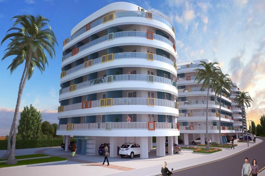 Апартаменты «Long Beach Park Residence» 1+1