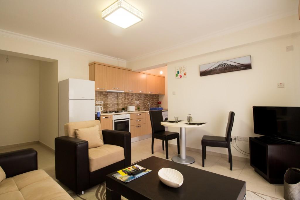 Апартаменты ID 026003 1+1