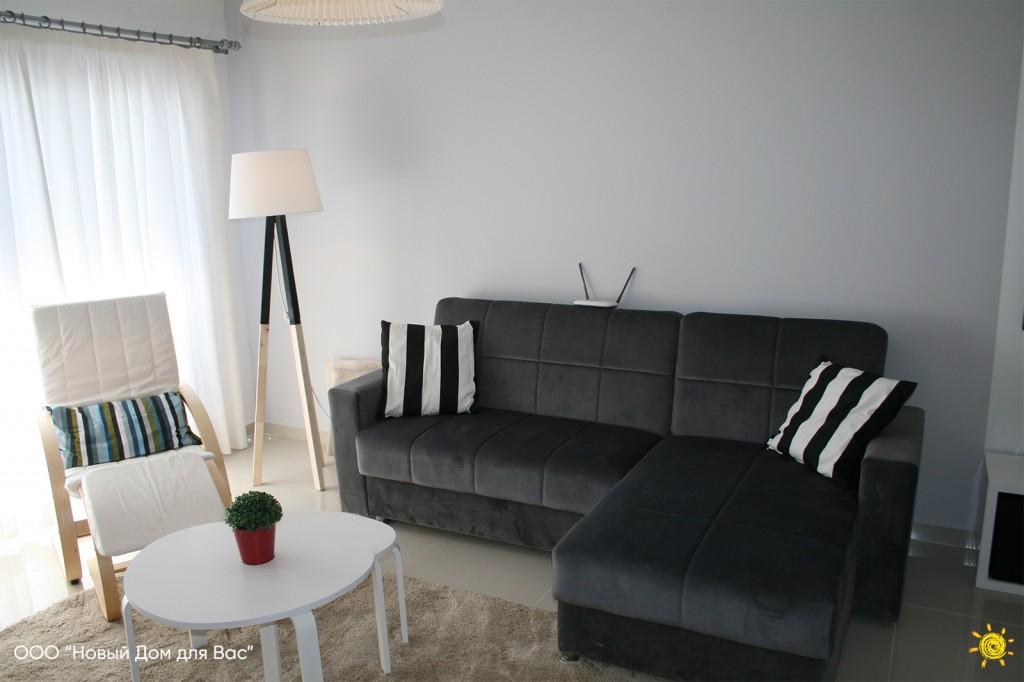 Апартаменты ID 004006 2+1 пентхаус