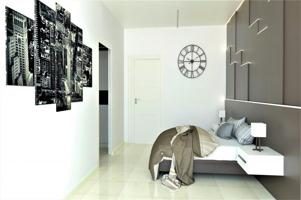 Апартаменты ID 013002 3+1 пентхаус