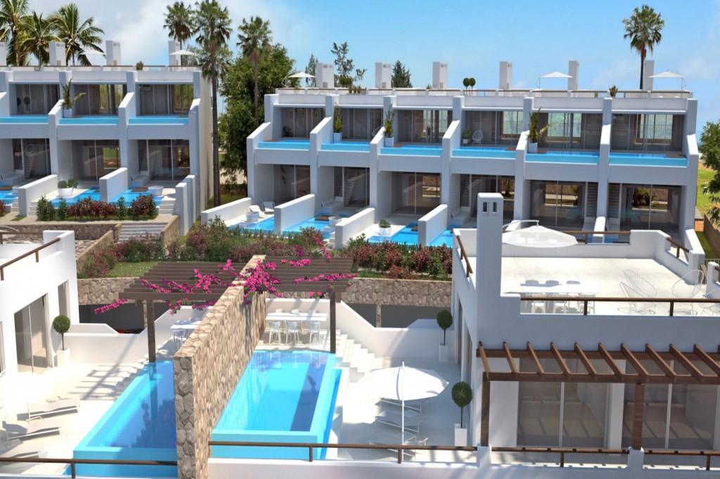 """Апартаменты """"Mykonos Homes"""" 3+1 пентхаус"""